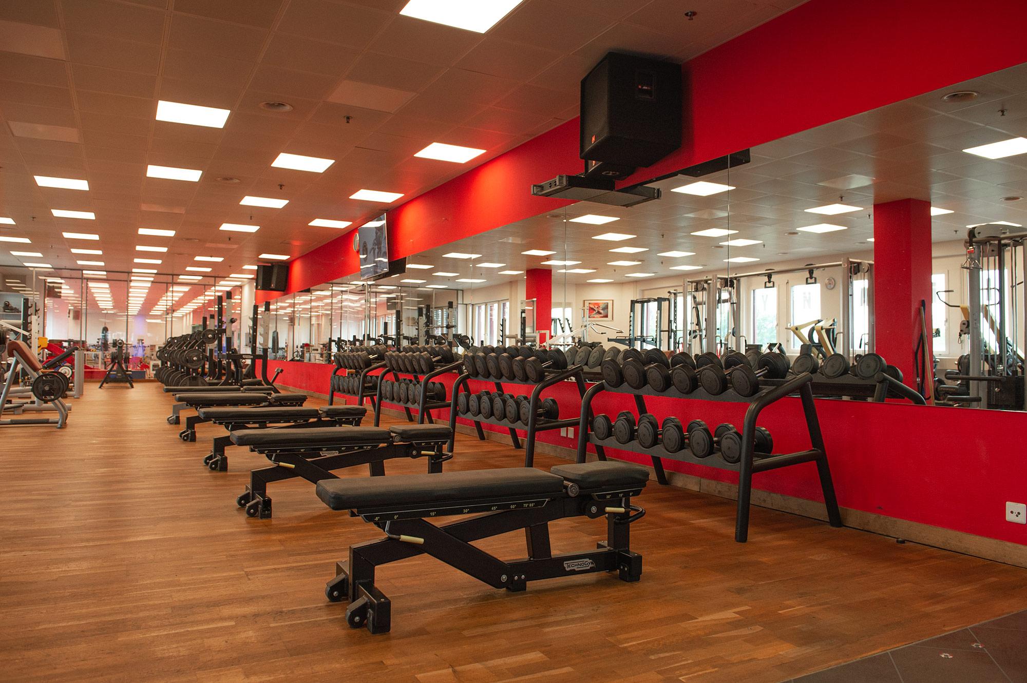 Dynamic Fitness Kurse